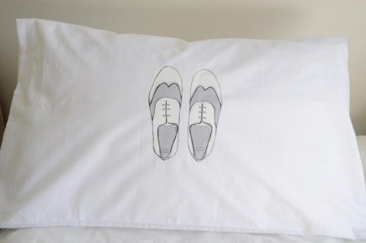 Pillow Case Set His and Hers | The Perfect Day
