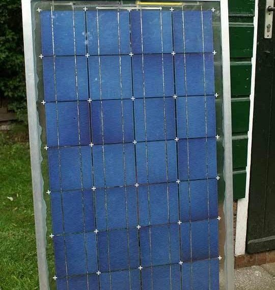 making-your-own-solar-pannels