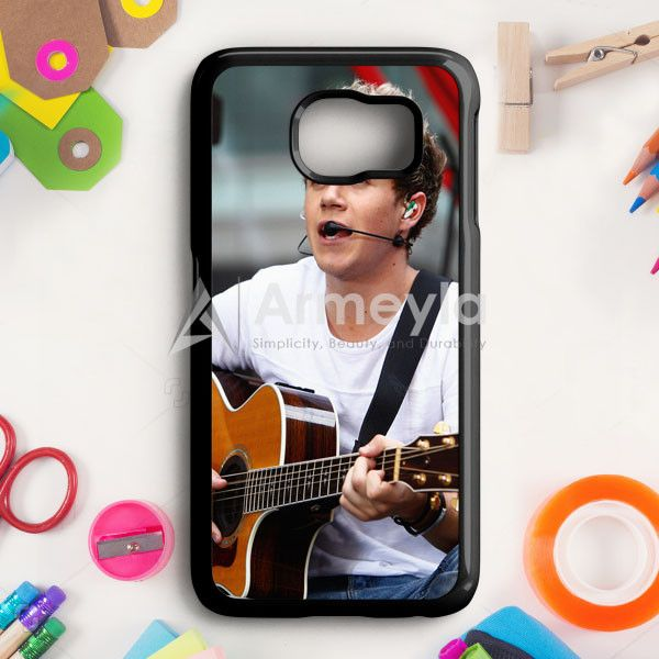 Niall Horan Collage One Direction Samsung Galaxy S6 Edge Plus Case | armeyla.com