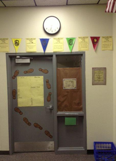 Classroom Door Design : Best decorate math doors images on pinterest