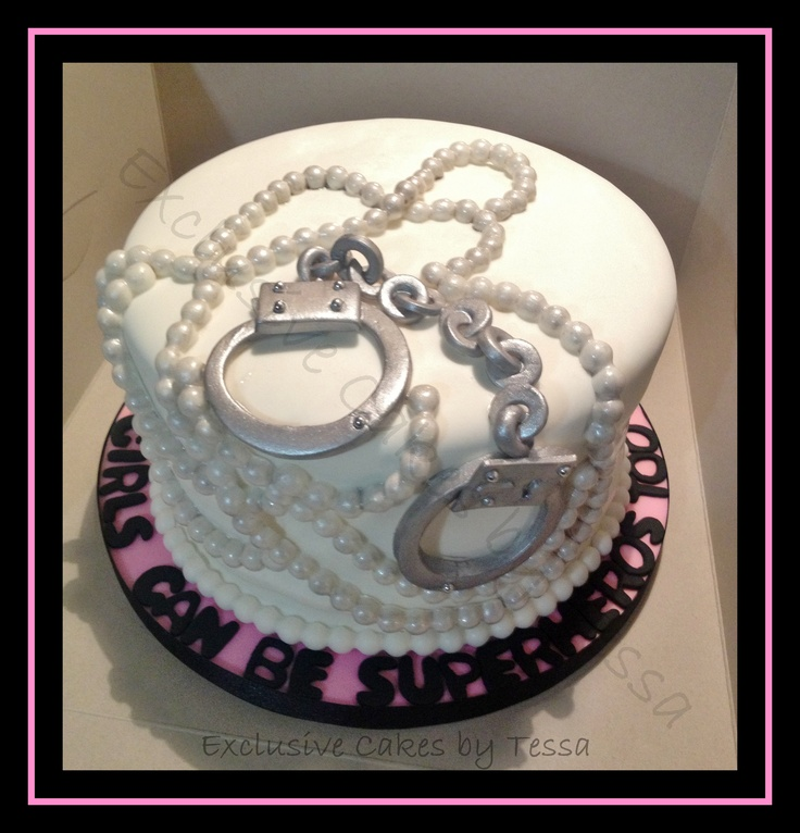 Superhero Birthday Cake Pictures