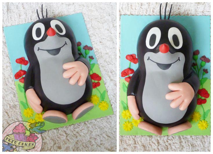 Little Mole - Cake by Petra Krátká