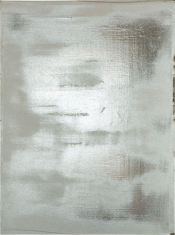 "mentaltimetraveller: "" Jacob Kassay Untitled, 2010 """