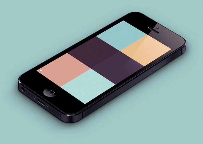 Colory app by Emil Kozole