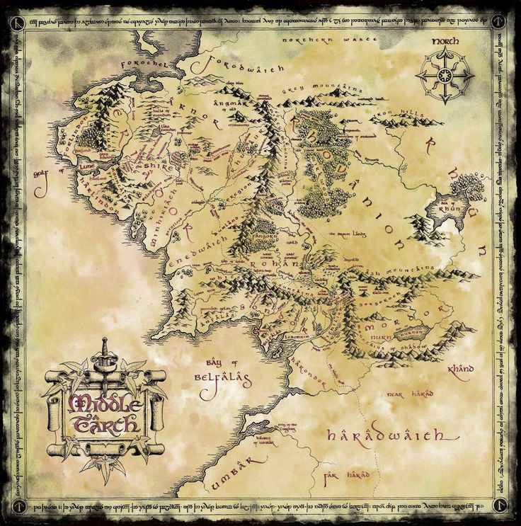 middle earth map high resolution qfwtxjpg1 fantasy