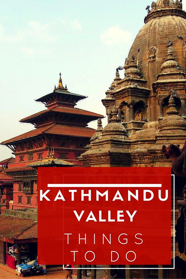 Come and see which places you can visit in the Kathmandu Valley. First of a serie of posts.