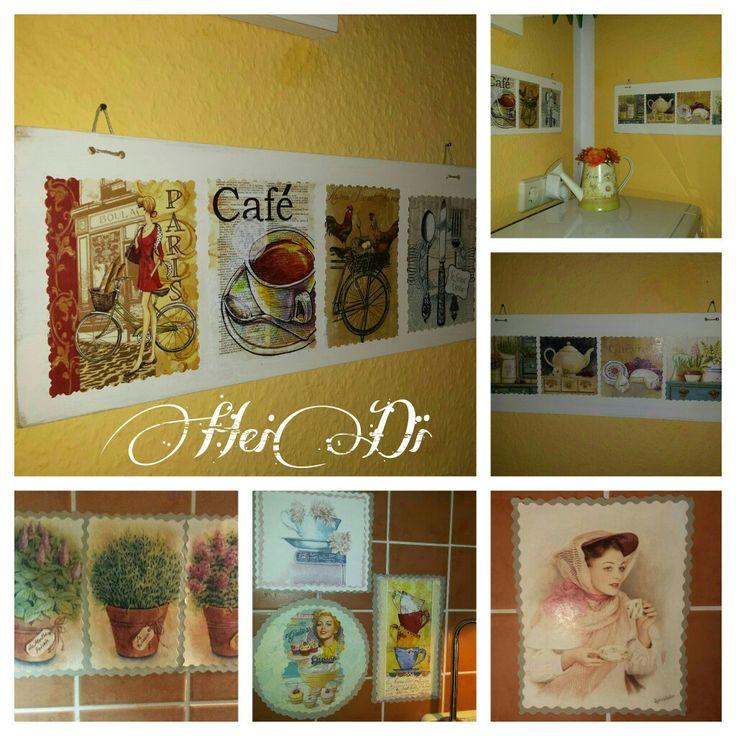 53 best HeiDi - kreativ, selber gemacht images on Pinterest - bilder für die küche