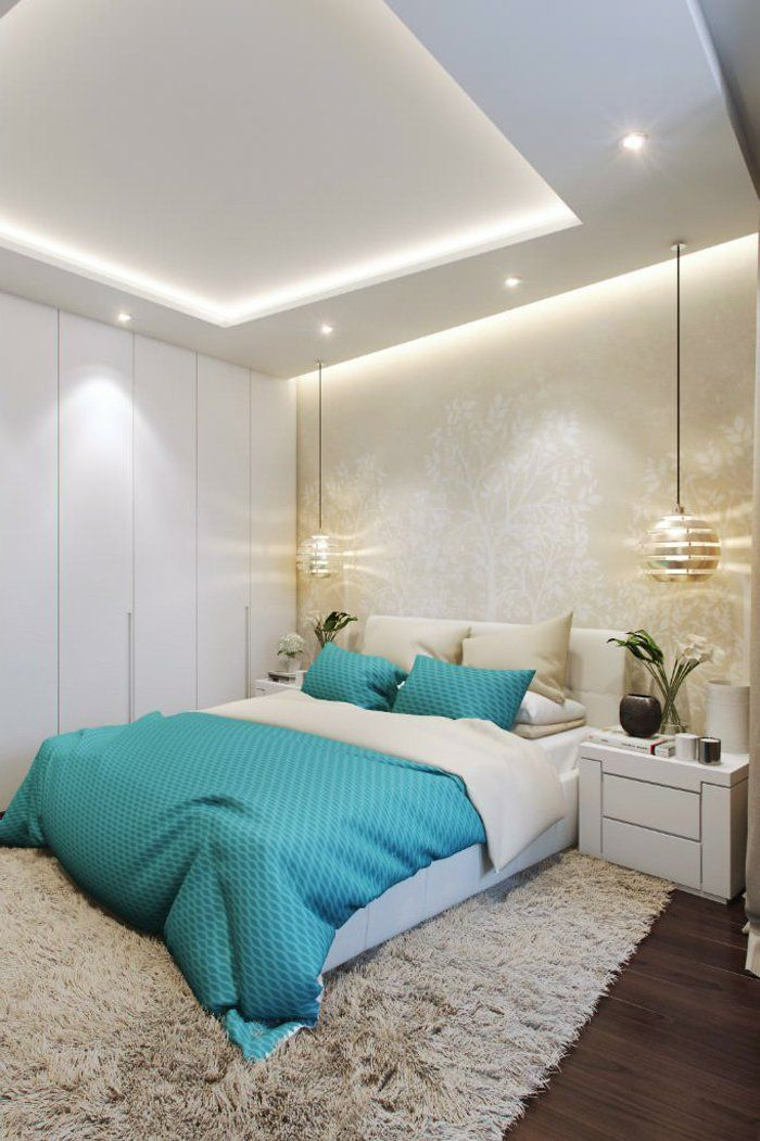 17 best ideas about papier peint chambre adulte on - Papier peint chambre adulte ...