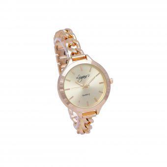 Reloj Lugano's LG3217 - Dorado