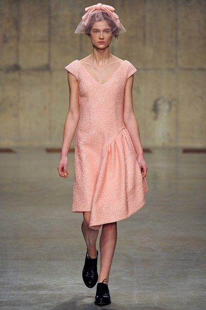 Simone Rocha - www.vogue.co.uk/fashion/autumn-winter-2013/ready-to-wear/simone-rocha/full-length-photos/gallery/934659