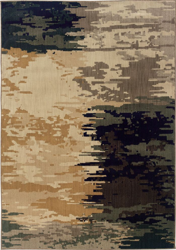 3859d Rug Color Camo Size 5 3 X 7 6 Colorful Rugs Machine Made Rugs Color