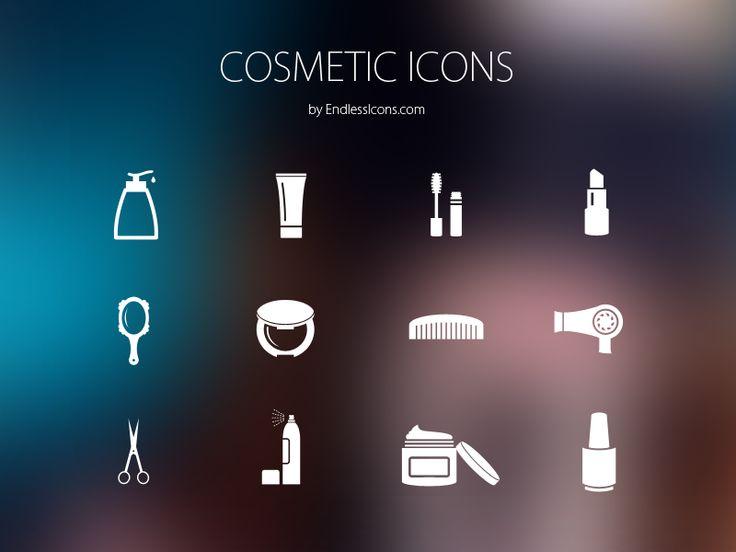 Web design freebies, Free Cosmetic Icons  http://www.corsowebdesignerfreelance.it