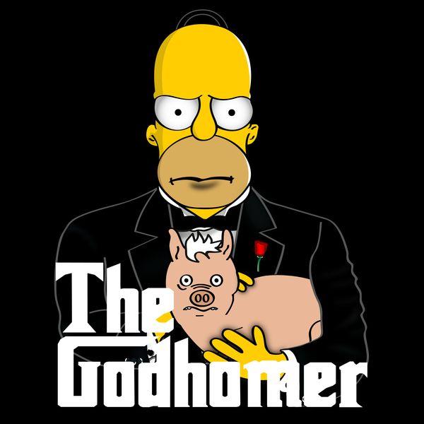 The Godhomer - NeatoShop