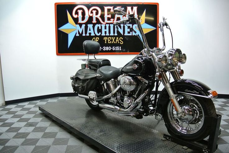Check out this 2004 FLSTCI - Heritage Softail Classic Managers Special Cruiser Motorcycle For Sale - Dream Machines of Texas Dealership in Farmers Branch, Texas 75234. Browse thousands of local Motorcycles for sale on BoatsAndCycles.com