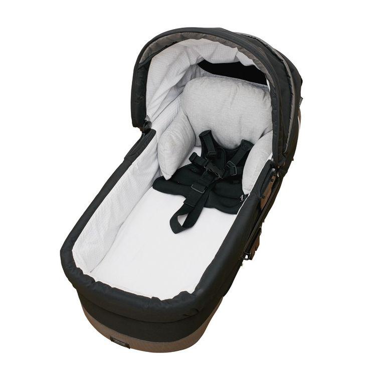 BabyDan / Barnevognspude, grå