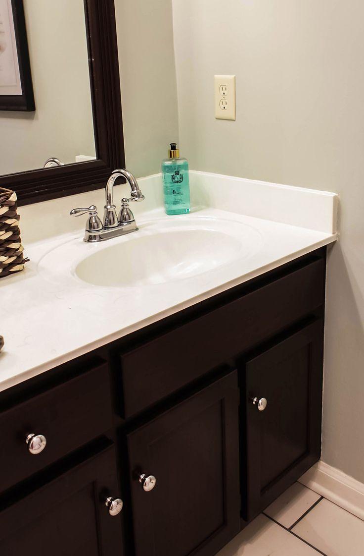 Countertop Paint Bathroom : ... Countertops - DIY How to paint, Marbles and Bathroom countertops