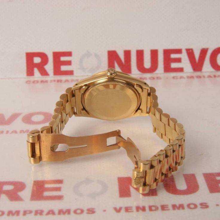 Reloj ROLEX OYSTER PERPETUAL DATEJUST 6827 oro segunda mano E277040 | Tienda online de segunda mano en Barcelona Re-Nuevo