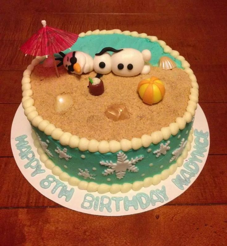 14 best Frozen summer themed party images on Pinterest Olaf