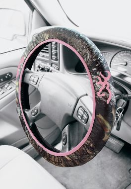 Steering-Wheel Cover once I get a truck :) Camo will look weird in a bug lol