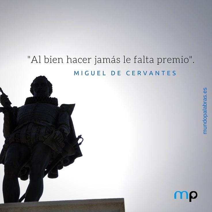 Se cree que Cervantes debió nacer
