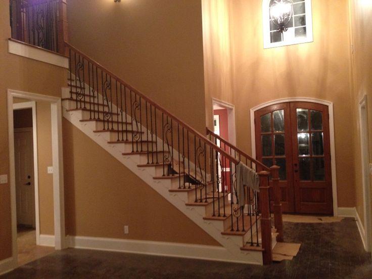 Staircase frank betz ambrosr frank betz ambrose for Www frankbetz com