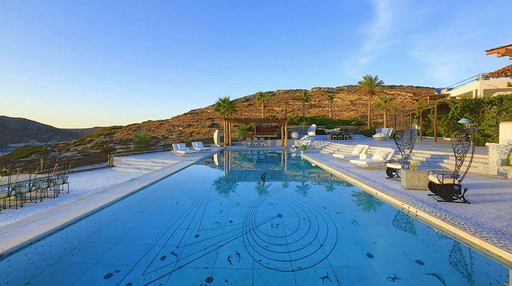 HIP GREECE | HOTELS | IOS | AGALIA LUXURY SUITES
