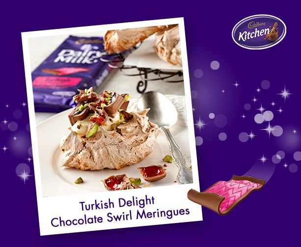 The sweetness of CADBURY DAIRY MILK Turkish Delight adds a delicious twist to this old Aussie favourite.