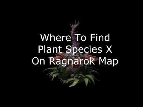 Best Place to get Plant Species X on Ragnarok Map Ark Survival