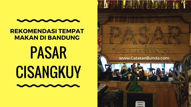 Ingin menikmati masakan yang beraneka macam di pusat kota dengan harga yang terjangkau?   Simak cerita dan review Pasar Cisangkuy Bandung, satu wisata kuliner unik yang harus anda coba saat liburan di kota indah ini.