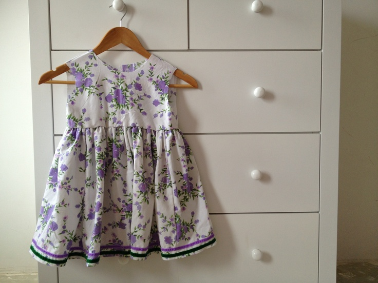 Vintage Daisy Dress