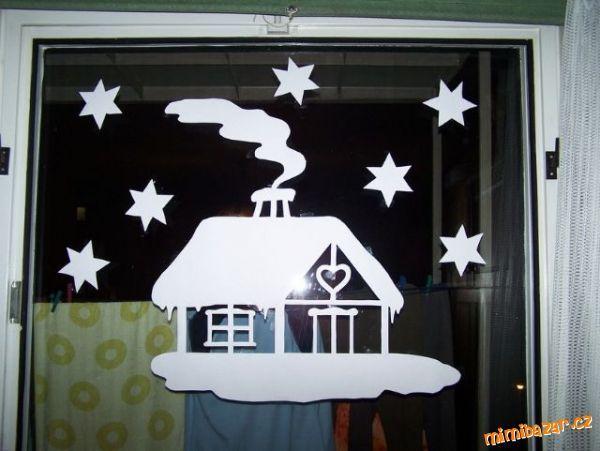 Chaloupka na okno