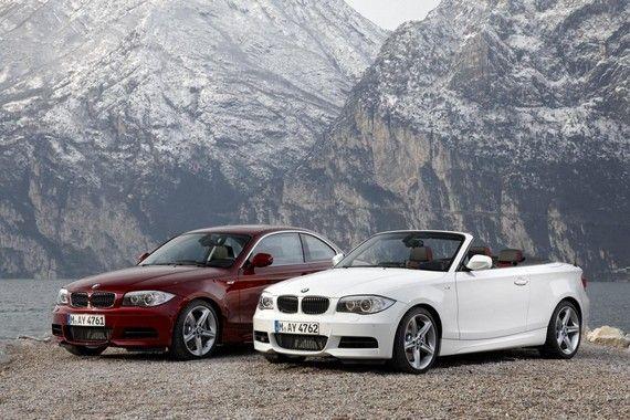 Desaparecen los BMW Serie 1 Coupé y Cabrio y su relevo llega el 25 de octubre - http://www.actualidadmotor.com/2013/10/20/bmw-serie-1-coupe-y-cabrio/