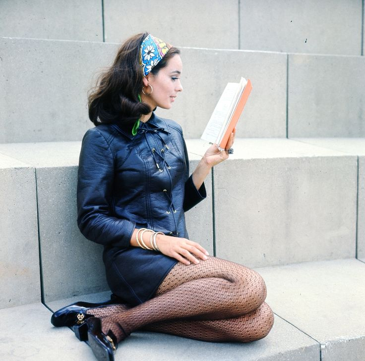 Judy Konjer - 60's German Fashion