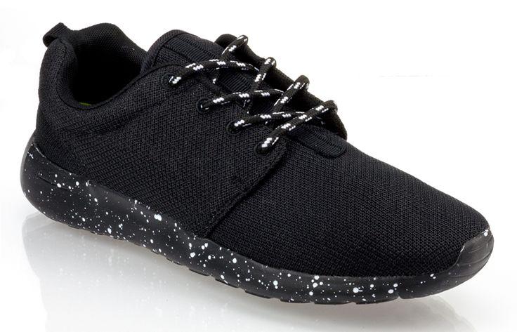 Sneakersy męskie A35-7 czarne (zx0056) - Dstreet.pl