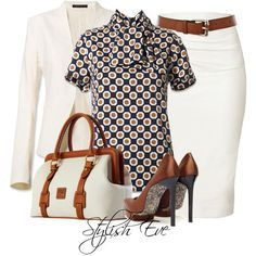 Formal Wear with Pencil Skirts