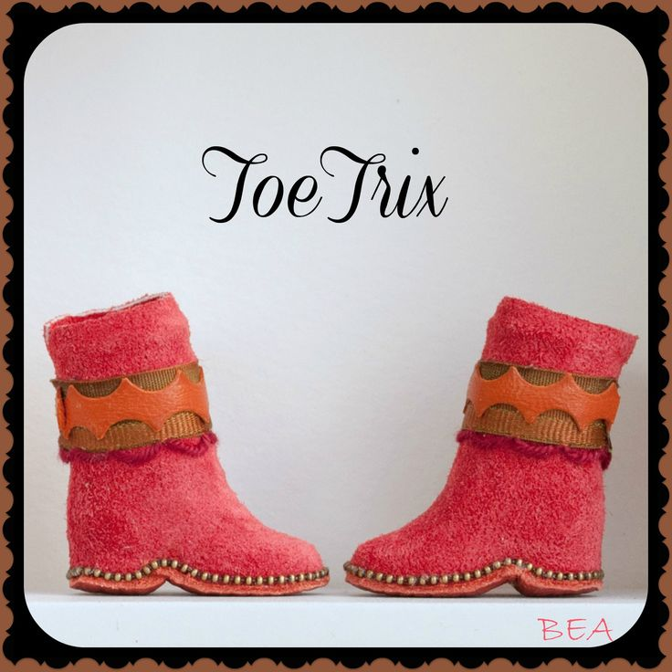 ToeTrix does color and style