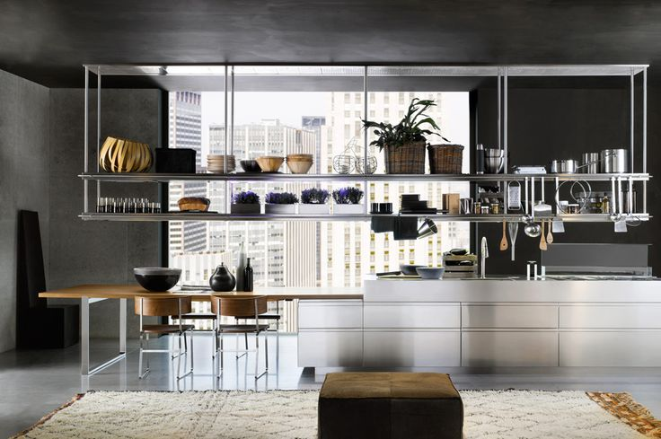 8 best Arclinea in Vancouver images on Pinterest   Contemporary unit ...