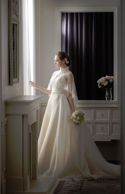 グランジュール No.75-0064 ウエディングドレス 結婚式