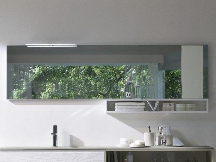 Fresh Miroir salle de bain lumineux en designs super modernes Spiegel Mit BeleuchtungIntegriertModernes DesignBadezimmerDesignsSpiegel