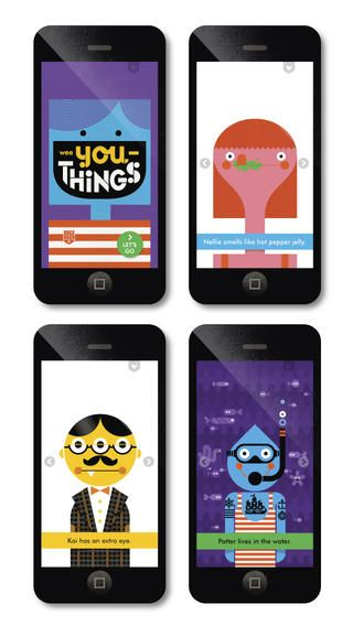 TO PLAY (Wee You-Things App)