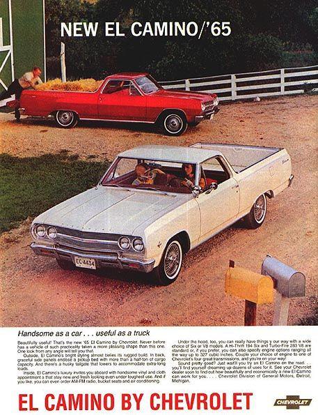 Chevrolet 1965 El Camino
