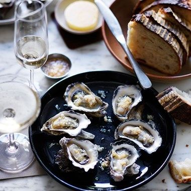 Nine ways to dress oysters :: Gourmet Traveller