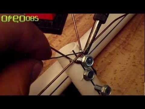 COMO HACER UNA ANTENA HD TDT CON PVC!! - YouTube