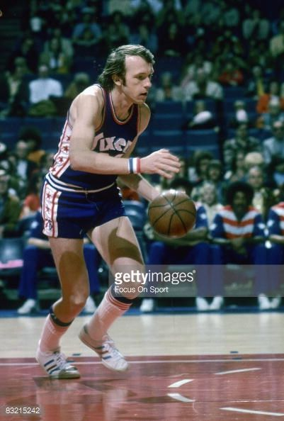 News Photo : BALTIMORE, MD - CIRCA 1970's: Billy Cunningham of...