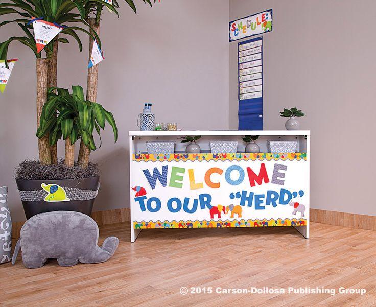 Elephant Classroom Decor ~ Best images about elephant classroom on pinterest