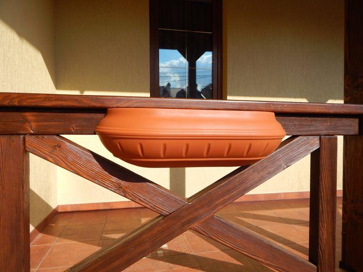 Skrzynka balkonowa