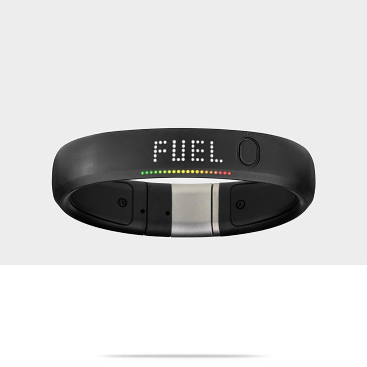 Nike+ FuelBand measures your everyday activity and turns it into NikeFuel. It tracks calories burned, steps taken and more. It's also a great watch. Nike+ FuelBand tracks running, walking, dancing, basketball and dozens of everyday activities. So put it on and get moving.   Track Your Day  The Nike+ FuelBand uses a sports-tested accelerometer to measure your movement in NikeFuel, a universal metric of activity.   $149