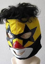 Mascara de Súper Muñeco
