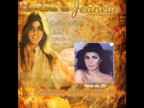 Jeanette - Cuando estoy con él