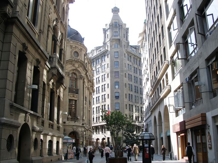 Santiago, Chile is the capital of Chile with a population of 6.027 million.